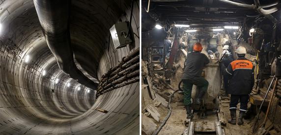 Как строят третью линию метро. Фоторепортаж из недр минской подземки