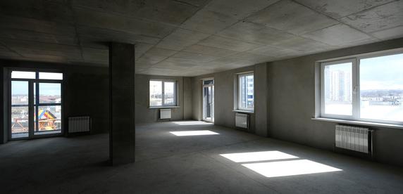Принимаем новостройку со специалистом: кому «квадрат» по $1900? Изучаем 170-метровый «аэродром» в жилом комплексе D3