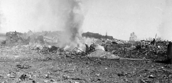 Пятилетка катастроф: как взрыв поезда едва не уничтожил целый советский город