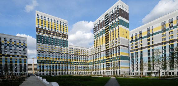 Квартиры от 22 «квадратов», светлые подъезды и фасады без швов. Изучаем современное панельное жилье Москвы