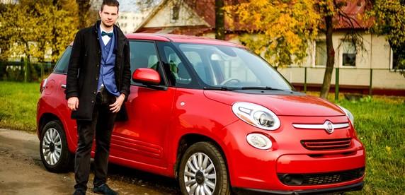 «Тачка нарасхват». Александр продает семейный Fiat 500L, чтобы пересесть на большой минивэн для автопутешествий по Европе