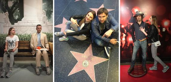 Теория большого трипа. Семья из Минска отправилась в США, чтобы увидеть места съемок своих любимых сериалов