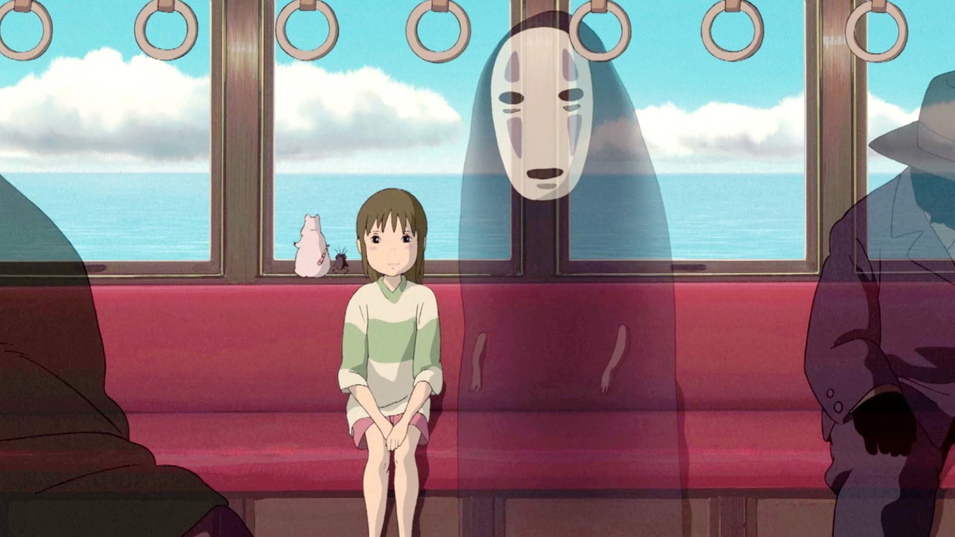 Spirited Away A work of art from Japanese anime master Hayao Miyazaki its the fascinating story of a ten yearold girl who discovers and befriends with gods