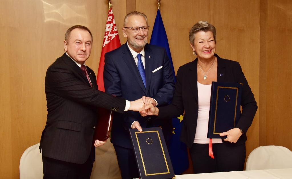 Картинки по запросу Представительство ЕС в Беларуси: визы по 35 евро могут начать выдавать с июня 2020 года