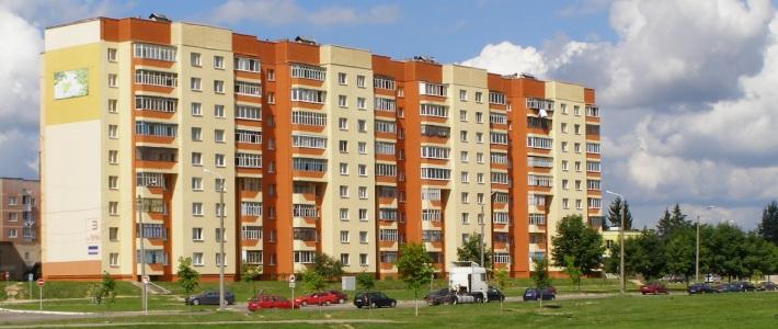 Съемные квартиры в пригороде Минска на 50 долларов дешевле