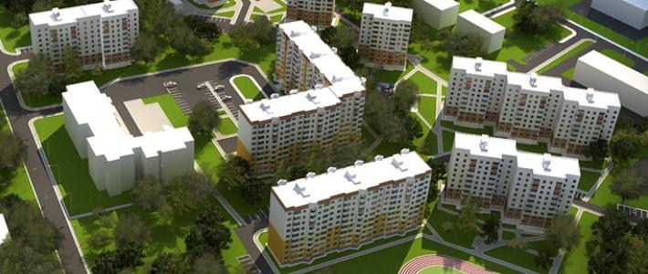 За квадратный метр панельного дома в Сенице просят от 6,2 млн рублей