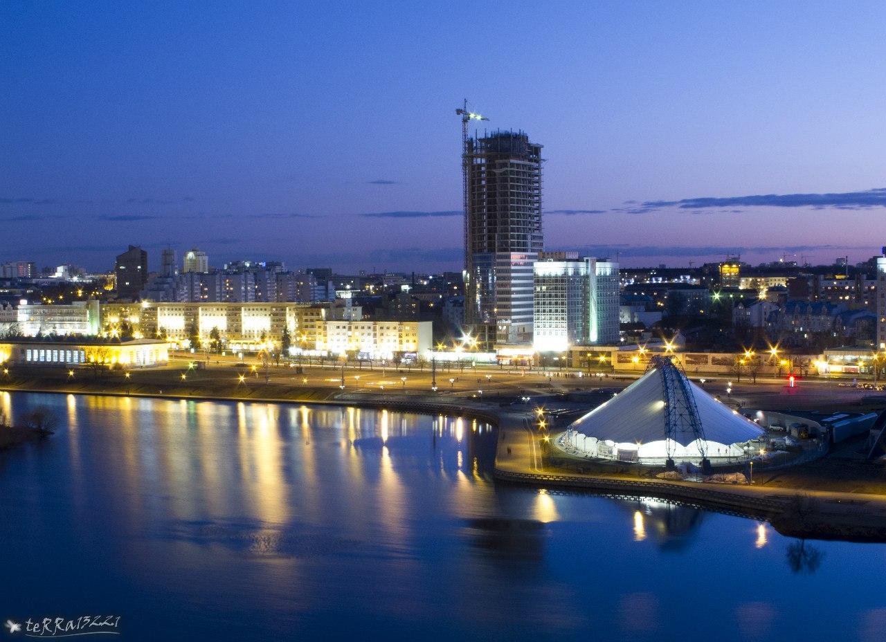 фото минск город