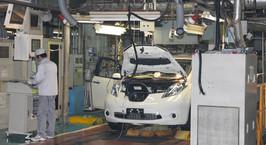 Компания Nissan приостановила все заводы в Японии