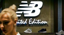 «Продажи оказались вчетыре раза выше, чем мыожидали». В«Замке» презентовали первый концепт-магазин New Balance