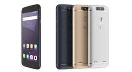 ZTE анонсировала «лучший смартфон для любителей фотографии»