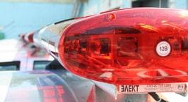 Пьяный пешеход ползал по магистрали, спровоцировал аварию и устроил дебош в автомобиле ГАИ