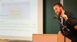 Белорусские студенты презентовали в БГУ идеи по улучшению мира