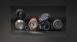 Samsung показала концепты механических часов на Baselworld 2017