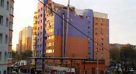 Последствия взрыва в многоэтажке в Рязани: трое погибших, 15 пострадавших
