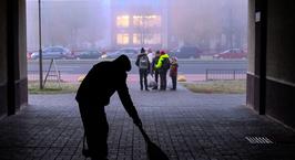 Под одеялом. Фоторепортаж о холодном, но уютном городе, укрытом туманом