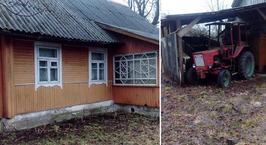 «Отдам дом в хорошие руки». Минчанка предлагает жилье и два гектара земли в деревне в обмен на продукты