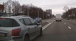 «Включает форсаж и вылетает на встречную»: о непростых взаимоотношениях водителей в Минске