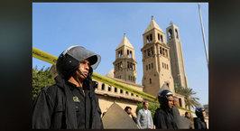 В Каире при теракте погибли 25 человек
