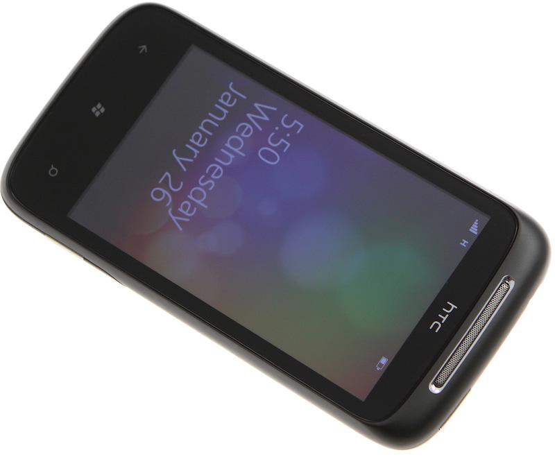 знакомство с windows phone 7