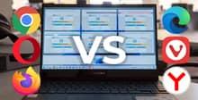 Браузерные войны. Какой браузер лучший в 2021 году?