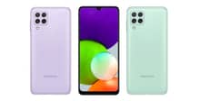 Раскрыта стоимость Samsung Galaxy M22 до премьеры смартфона