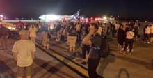 Рейс Alaska Airlines эвакуировали из-за вспыхнувшего смартфона