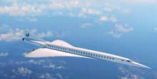 United Airlines купит 15 сверхзвуковых самолетов