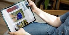 Слух: Samsung готовится к выпуску OLED-экранов для iPad