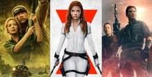 Топ-10 лучших фильмов июля(видео)