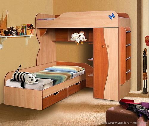детская мебель пермь