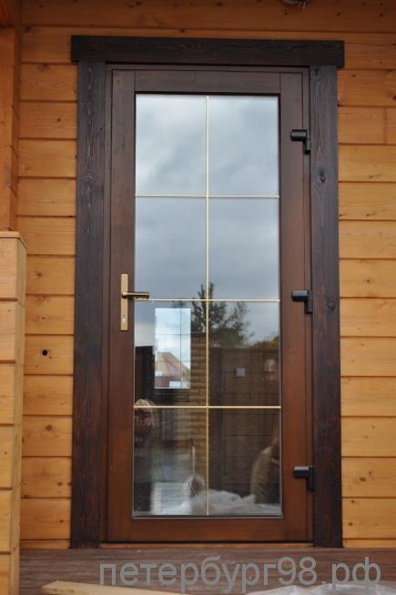 дизайн двери входные из стеклопакета